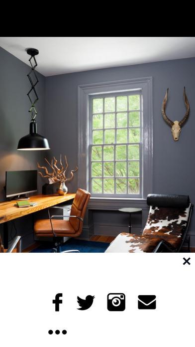 Office design home decor interior design ideas app for Office design app