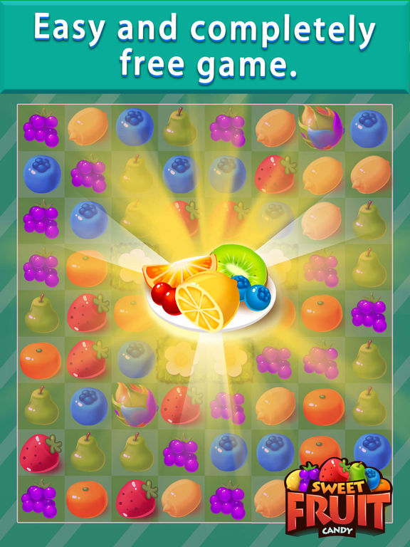 Sweet Jelly Candy screenshot 7