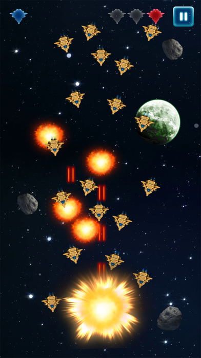 RED STAR DEFENDER screenshot 4