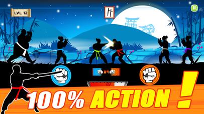 Karate Fighter : Real battles screenshot 1