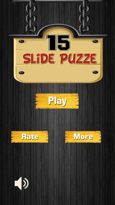 Slide Puzzle 15 screenshot 1
