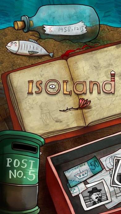 Isoland Screenshots