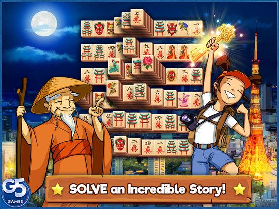 Screenshot #4 for Mahjong Journey®