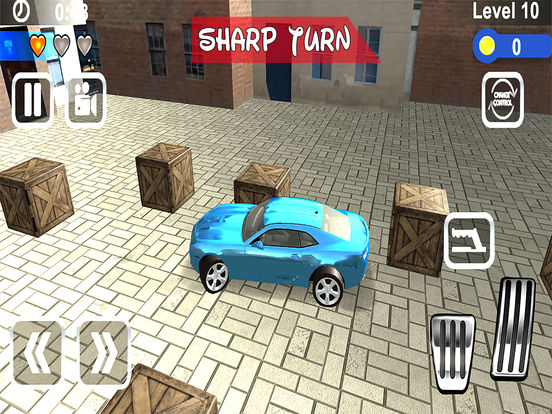 Super Car Parking Adventure Pro screenshot 7