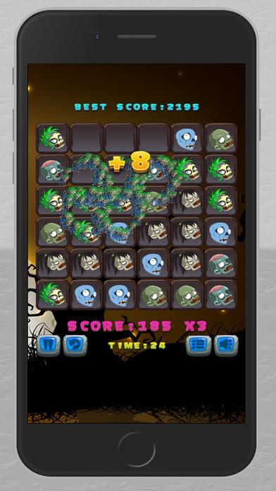 Zombie Line Crush screenshot 4