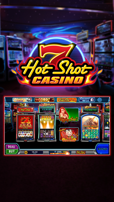 Hot Shot Slots Games Vegas Casino Slot Machines hack tool Coins