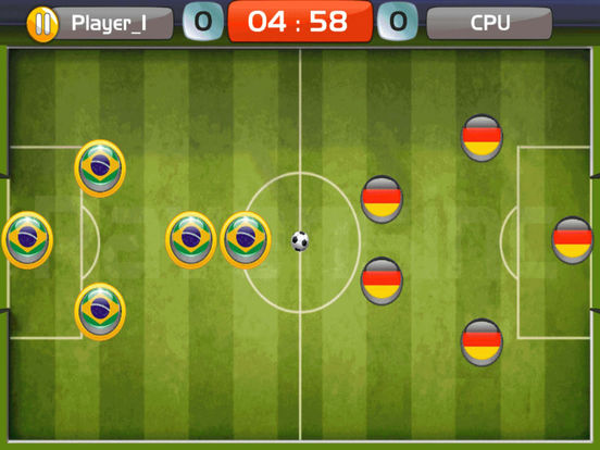 Finger Soccer Game ™ screenshot 8