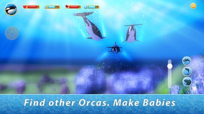 Orca Family Simulator Full screenshot 2