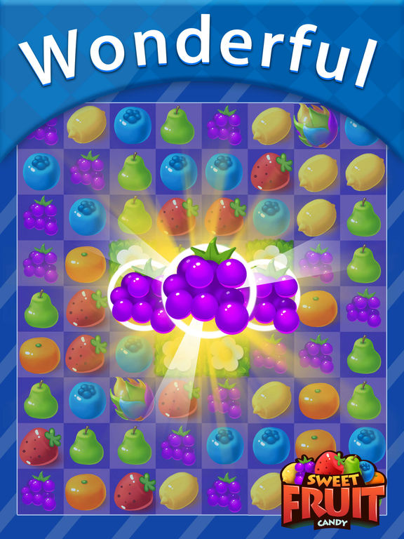 Sweet Jelly Candy screenshot 10