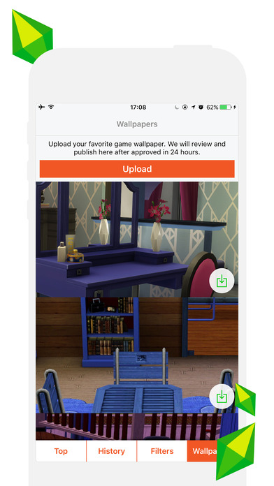 Screenshots of Free Life Points Cheats for The Sims Freeplay - Simoleons Guide for iPhone