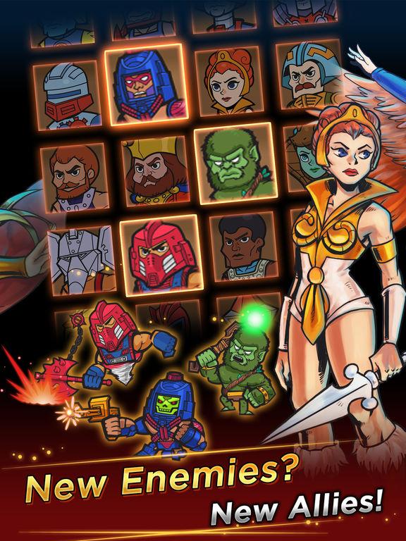 He-Man™ Tappers of Grayskull™screeshot 3