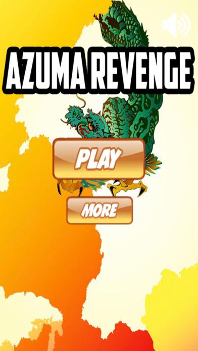 Azuma Revenge Puzzle Game Screenshot 2