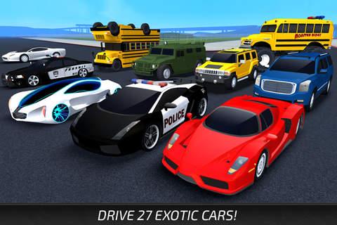 Driving Academy 2018 Simulator screenshot 4