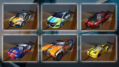 Flag Catcher Car Racing screenshot 1