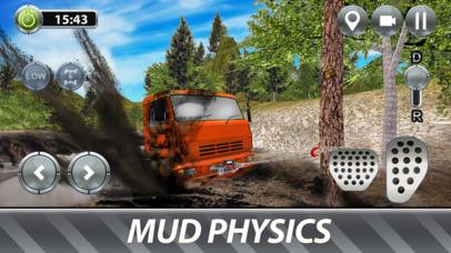 Russian Truck Drive Simulator Full screenshot 3