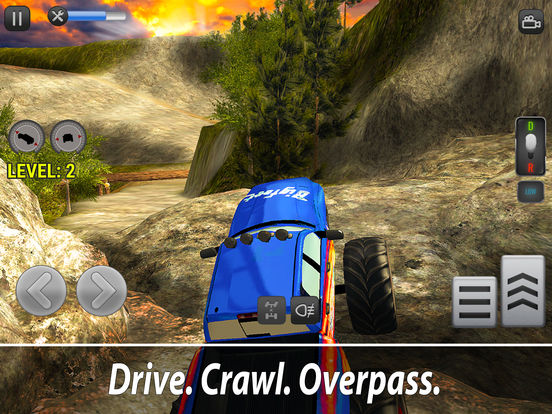 Offroad Crawler Driving Full screenshot 6
