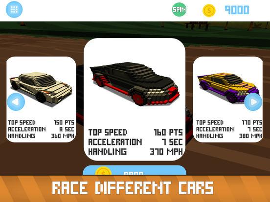 Horizon Blocky Racing Full screenshot 8