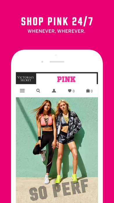 Screenshots of PINK Nation for iPhone