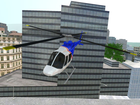 Police Helicopter Simulator: City Flying screenshot 6