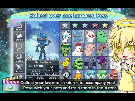 App Shopper: Gacha Studio (Anime Dress Up) (Games)