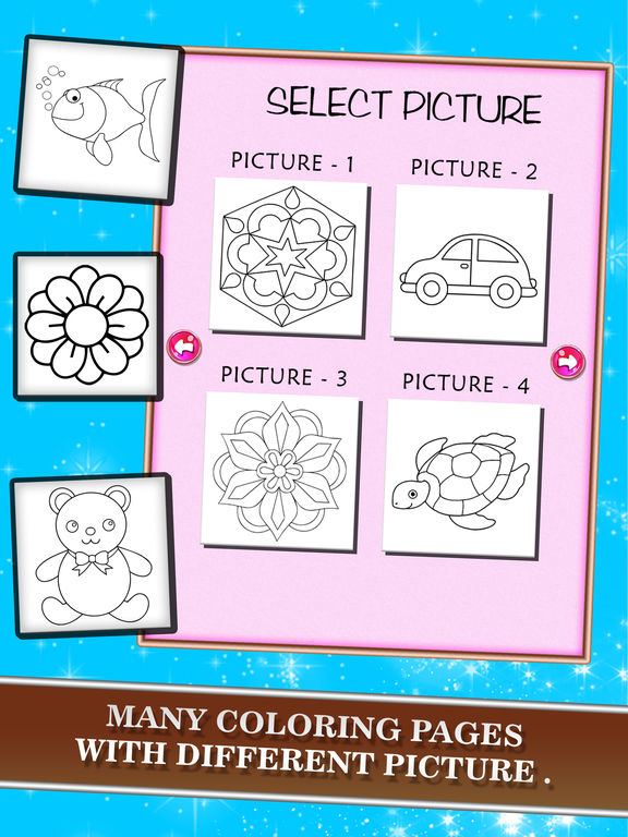 Puzzle: Kids Painting Coloring Book screenshot 7