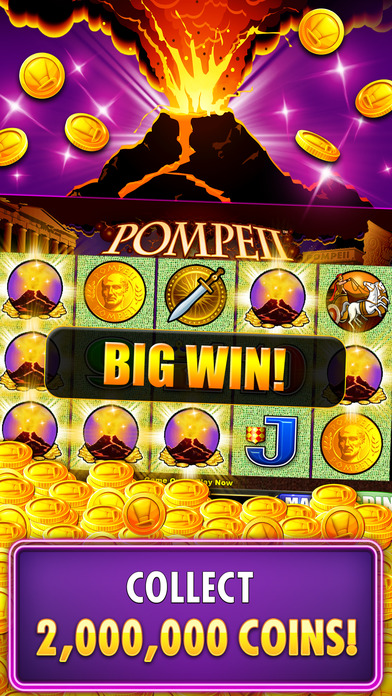 Screenshot 4 Cashman Casino — Casino Slots Games