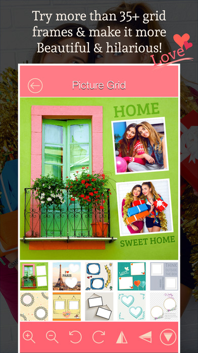 Picture Grid Art Frame screenshot 1