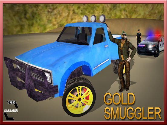 Gold Smuggler And Real Transporter Game screenshot 6