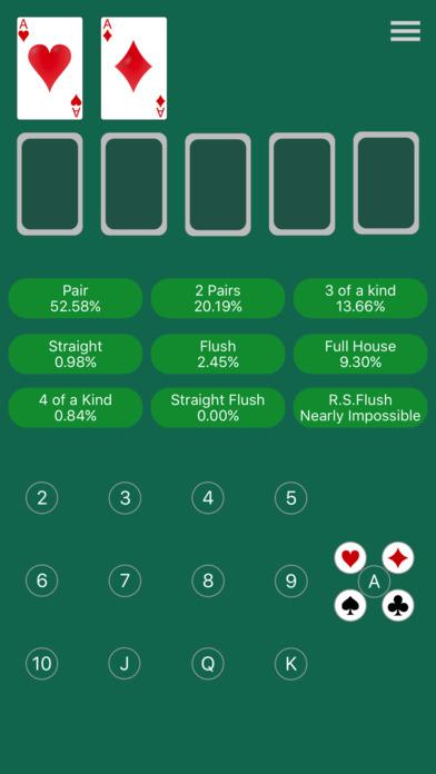 Learn poker odds app melyssa grace poker