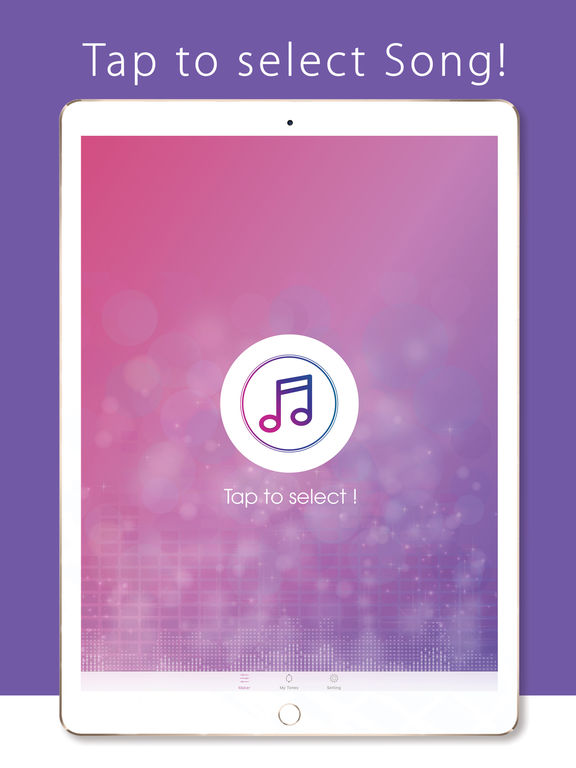 Ringtone Maker - Create ringtones for your iPhone Скриншоты6