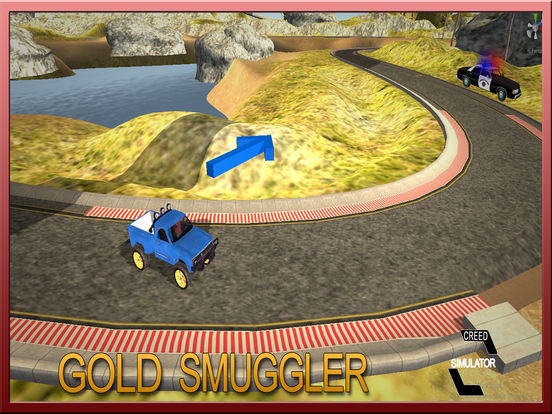 Gold Smuggler And Real Transporter Game screenshot 10