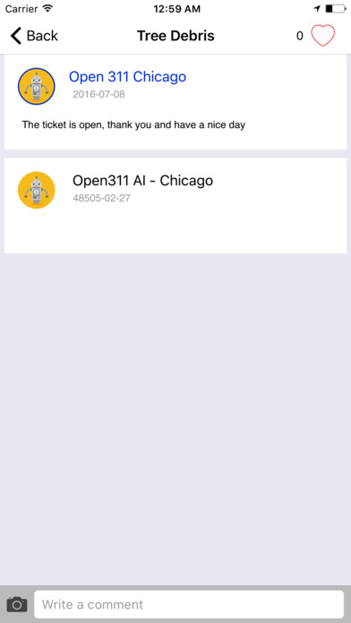 Screenshots for Ctzen