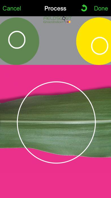 FieldScout GreenIndex+ app image