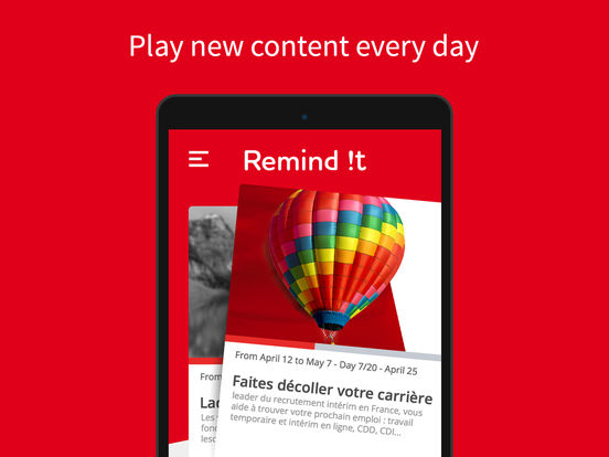 Remind It! by Adecco Training screenshot 5