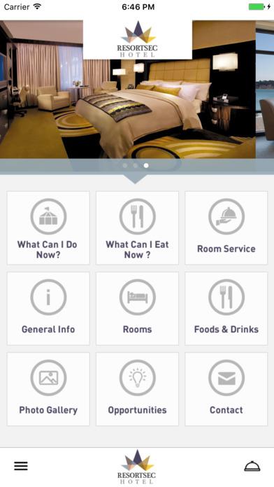 ResortSec screenshot 1