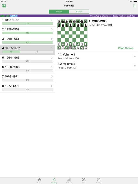 Bobby Fischer. Chess Championscreeshot 4