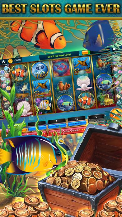 Screenshot 1 Atlantic slots quest: Win big