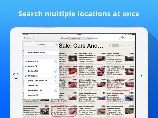 Daily Classifieds (Multi-device Version) Screenshots