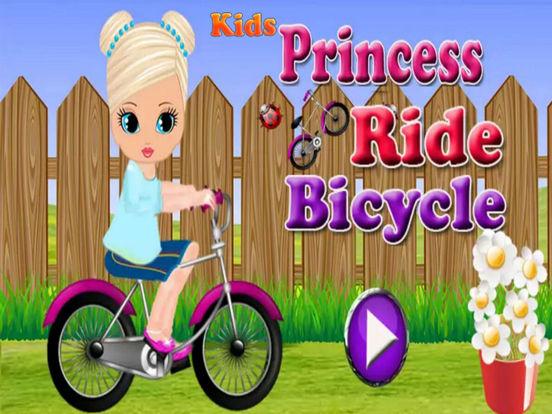 Kids Princes Bicycle Ride screenshot 6