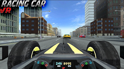 Racing Car VR screenshot 3