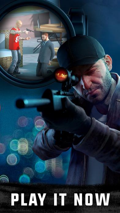 Sniper 3D Assassin: Shoot to Kill Gun Game screenshot