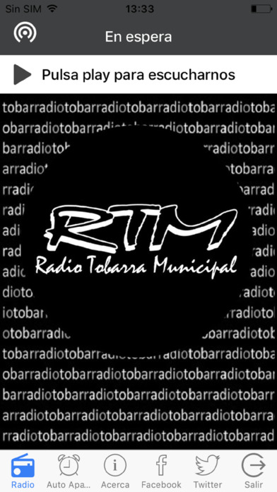 Radio Tobarra Municipal screenshot 1