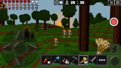 WorldCraft : 3D Build & Craft Скриншоты4