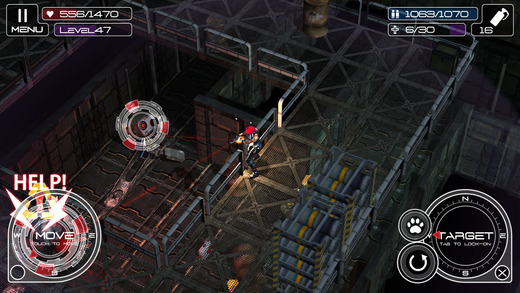 the Silver Bullet Screenshot