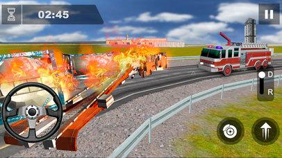 Fire Fighter Rescue Operation screenshot 2