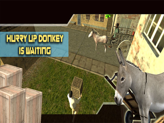 Donkey Cart Driver screenshot 6
