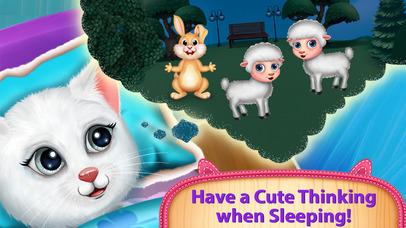 Cute Kitty's Bedtime Activities screenshot 1