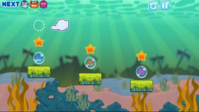 海底生物救援-好玩的闯关小游戏 screenshot 3