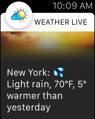 Screenshot #11 for Weather Live - Weather Forecast & Alerts