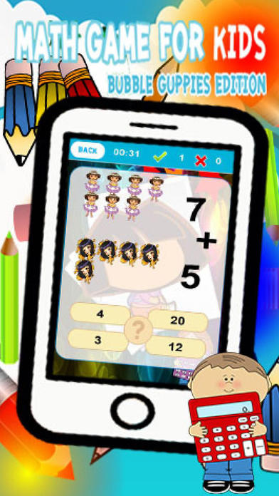 Dora Magic Math Game Version screenshot 1